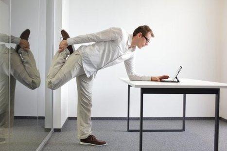 Cómo cuidar tu cuerpo en el trabajo si pasas horas frente al ordenador | Las TIC en el aula de ELE | Scoop.it