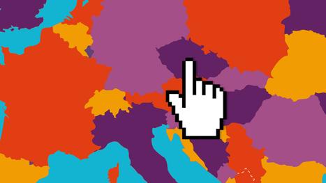 Cartes interactives   Enseignement de l'histoire et de la géographie en primaire   Scoop.it