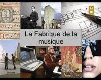 La Fabrique de la musique, 12 juin et 20 juillet 2013 | BibliOzik | Musique électronique, numérique,...-ique en bibliothèque et ailleurs | Scoop.it