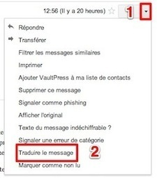 Gmail traduit vos e-mails automatiquement | So What ? | Scoop.it