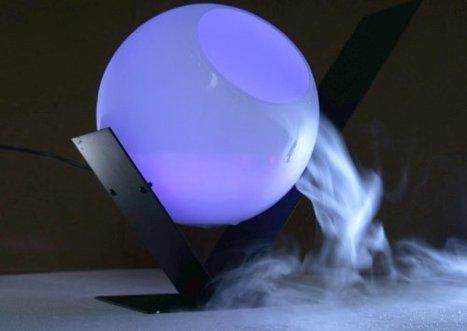 lampe a brume brumisateur aromatherapie huile. Black Bedroom Furniture Sets. Home Design Ideas