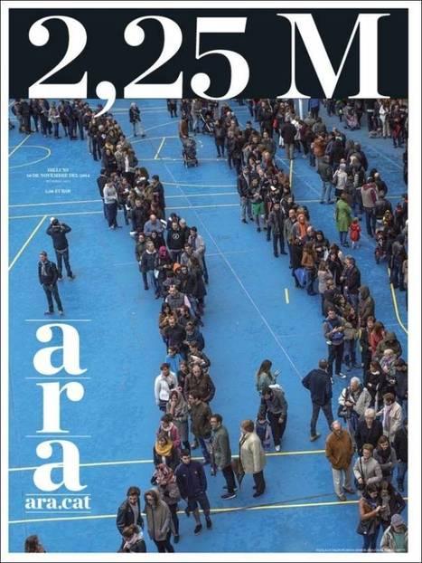 Periódico Ara (España). Periódicos de España. Toda la prensa de hoy. Kiosko.net | El diseño de un nuevo estado de Europa | Scoop.it