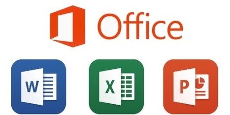 Treball col.laboratiu a l'iPad amb Office i One Drive | iPad classroom | Scoop.it