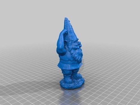 Beefy the Gnome by kriegs - Thingiverse   3D Product Design   Scoop.it