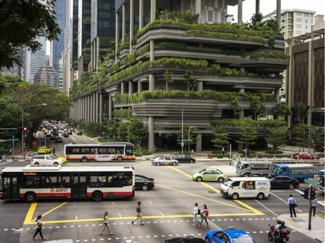 Portrait-robot des villes du futur | Nouveaux paradigmes | Scoop.it