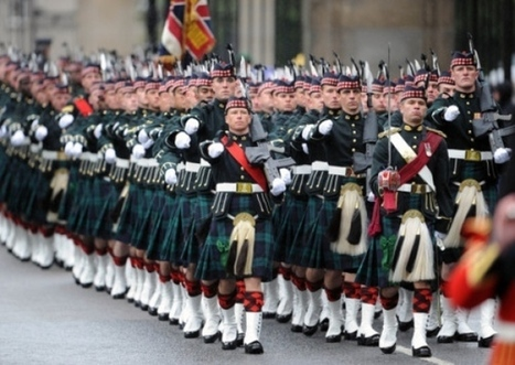 SNP anger at Defence Secretary's claim that a Scottish army would not be 'sustainable' - Politics - Scotsman.com | Wings Over Scotland NewsWire | Scoop.it