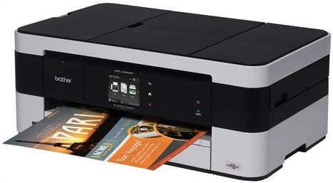 Brother MFC-J4420DW Driver Download   Driver   Scoop.it
