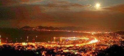 Le making-off de l'éclipse de lune sur la baie de Cannes - Nice-Matin | Espace | Scoop.it
