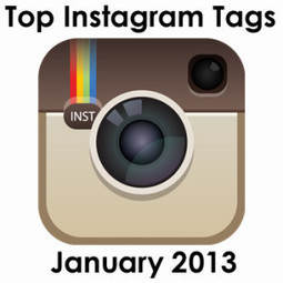 Top Instagram Tags January 2013 | DV8 Digital Marketing Tips and Insight | Scoop.it