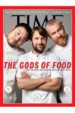 Few women on TIME's list of influential chefs and innovators - 77Square.com | WOT, Women on Top | Scoop.it