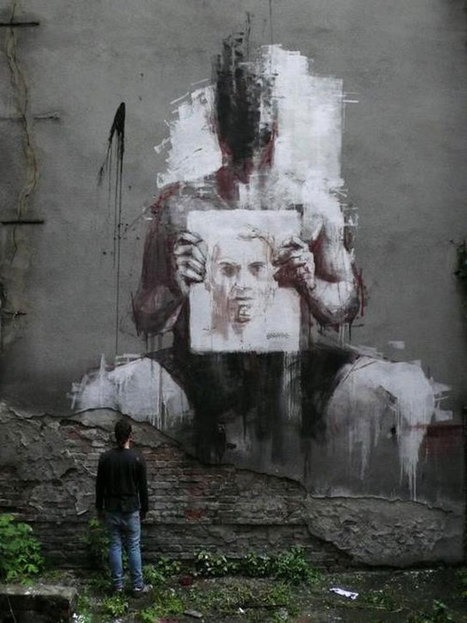The 40 best street art works i've seen this year | World of Street & Outdoor Arts | Scoop.it