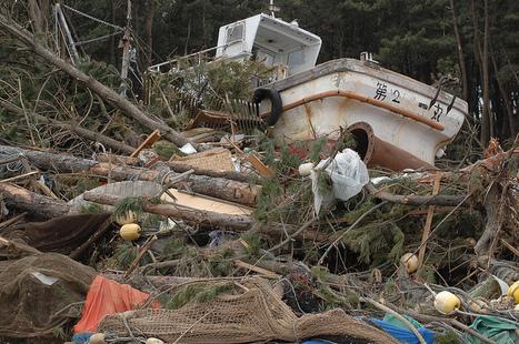 [Photo] Les domages du tsunami à HACHINOHE | Flickr - Photo Sharing! | Japon : séisme, tsunami & conséquences | Scoop.it