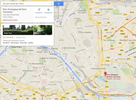 Google Maps 2.0 ouvert à tous sur le web, mis à jour sur iPhone et débarque sur iPad | M-CRM & Mobile to store | Scoop.it