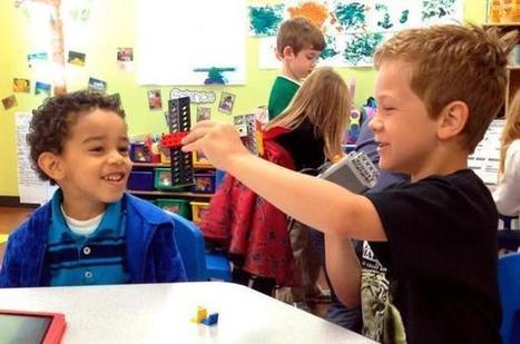 Rock Hill preschool emphasizes STEM with robotics activities ... | Robotics in Education | Scoop.it