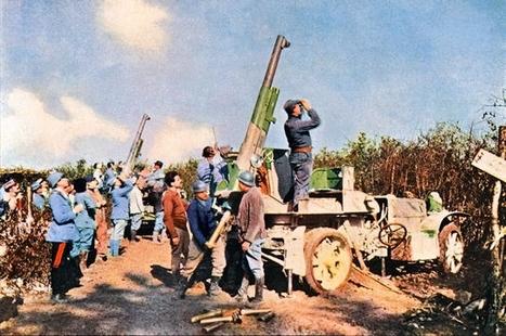Les canons de Verdun - Le quotidien des poilus | Epic pics | Scoop.it