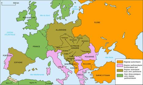 Déclenchement de la 1° guerre mondiale | Histoire de France | Scoop.it