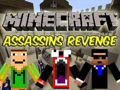 Assassin's Revenge Map for Minecraft (1.8/1.7.10/1.7.2) | MinecraftMaps | Scoop.it