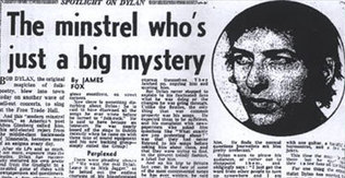 The minstrel who's just a big mystery   Sixties and Seventies Musicians   Scoop.it