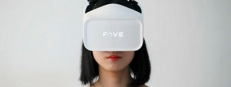 FOVE Teleports Grandmother to a Wedding with Eye Tracking Controlled Robot - VRFocus | Post-Sapiens, les êtres technologiques | Scoop.it