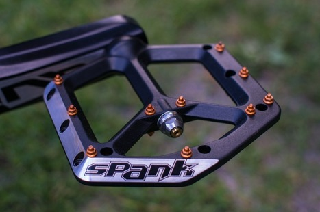 Spank Spike (Flat pedals) | Flat VS clipless pedals | Scoop.it
