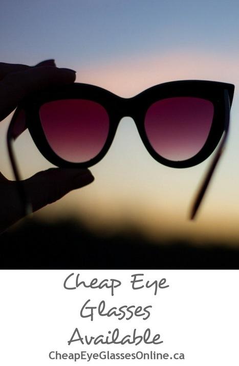 Prescription Glasses – Online Glasses Stores | VanjoGrinberg | Scoop.it