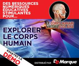 Manuels scolaires numériques : une illusion? | Infobourg.com | Be Bright - rights exchange news | Scoop.it