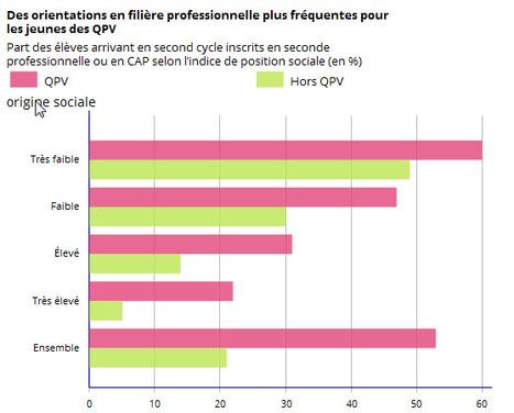 Insee > Éducation: des redoublements plus fréquents dans les quartiers de la politique de la ville   Observer les Pays de la Loire   Scoop.it