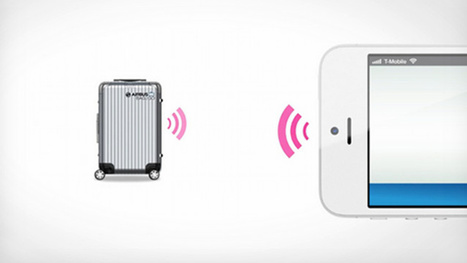 This Smart Airbus Case Could Mean You Never Lose Your Luggage Again | News we like | Scoop.it
