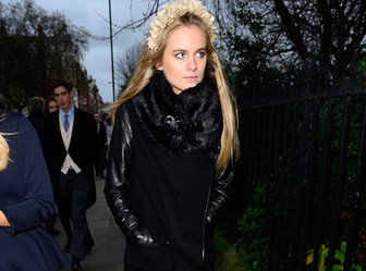 Cressida Bonas : Son look bohème rock pour un mariage - Closer | Mariage | Scoop.it