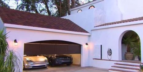 Tesla and SolarCity's New Solar Roof | SWGi Engineering News | Scoop.it