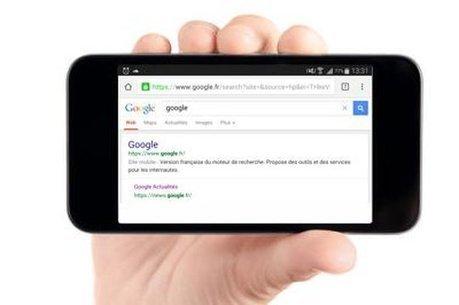 Google mobile-friendly : un impact finalement faiblement ressenti | Mobile Development | Scoop.it