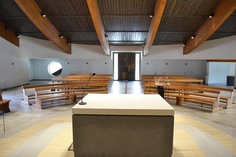 Legno in edilizia, la chiesa alla Maristella a Cremona: le strutture - Ingegneri.info | Il mondo delle strutture | Scoop.it