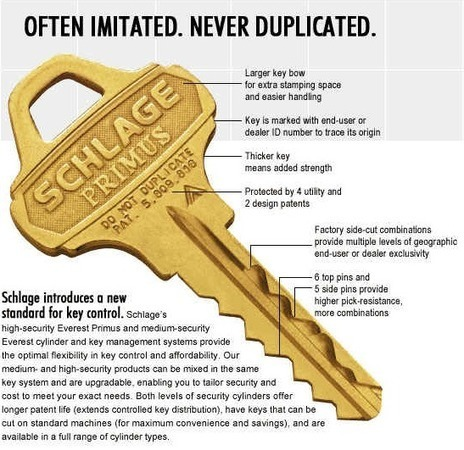 DailyTech - MIT Researchers: Printable Keys Make Mechanical Locks Insecure   3D and 4D PRINTING   Scoop.it