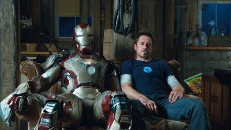 'Iron Man 3′: Robert Downey Jr. on Tony Stark's 'trippy saga' - Los Angeles Times | Co-dependency | Scoop.it