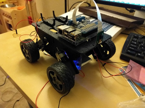 learning to do laps with reinforcement learning and neural nets   Raspberry Pi   Scoop.it