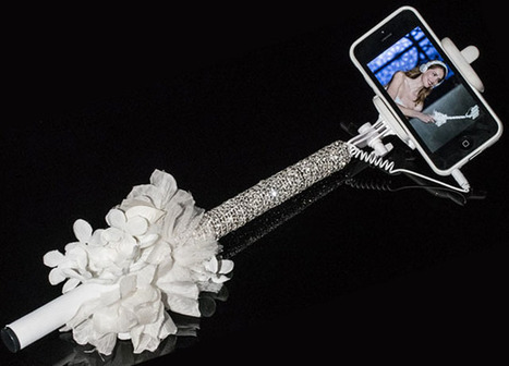 This $500 Wedding Selfie Stick is a Hit with Brides | xposing world of Photography & Design | Scoop.it