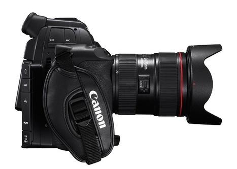 Canon launch $8000 Cinema EOS C100   EOSHD.com   Gear in Motion   Scoop.it