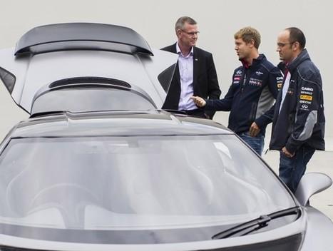 Sebastian Vettel Explores Future of Formula One, Road Car Technology - Dubai Chronicle | TechSmurf Futuristic Technologies | Scoop.it
