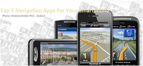 Top 5 Smartphone Navigation Apps to Make Your Daily Life Easier - Levi's Tech Blog | iPhone Apps Development | Scoop.it