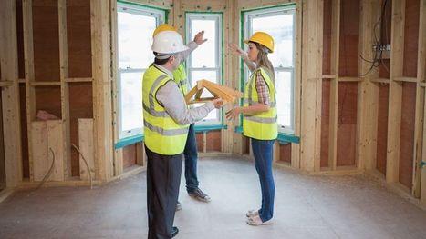 Habitation : assurer une maison en construction | Conseil construction de maison | Scoop.it
