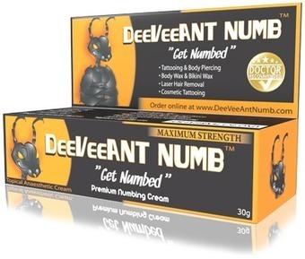 Deeveeant Numb Topical Numbing Cream | Wax & laser Numb Cream | Scoop.it