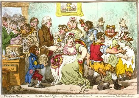 ¿Cómo se transportaban las vacunas hace dos siglos? Los inicios de vacunación antivariolica | Salud Publica | Scoop.it