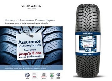 Volkswagen assure les pneus | Nicole Pochat | Scoop.it