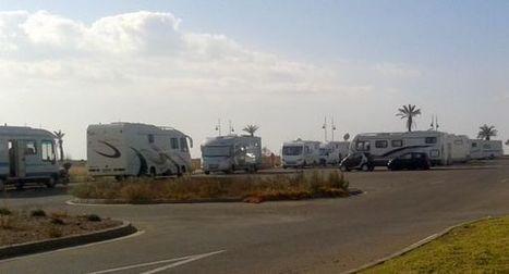Empresarios de camping exigen poner orden al turismo de autocaravanas en Almería | Areavan | Scoop.it