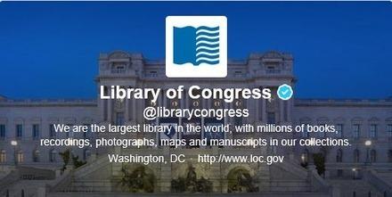 Des tweets anciens à consulter sur place | Enssib | Veille professionnelle sur les bibliothèques | Scoop.it