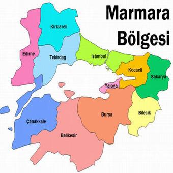 Marmara Bölgesi | Enerji Kimlik Belgesi | Enerji Kimlik Belgesi BURDA | Scoop.it