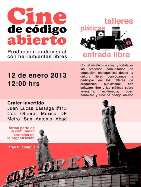 Encuentro Producción Audiovisual con Herramientas Libres | CVG Arduino | Scoop.it