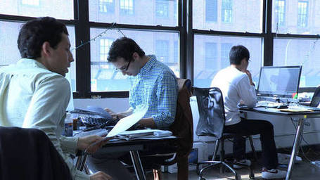 For Tech Start-Ups, New York Has Increasing Allure | What I Wish I Had Known | Scoop.it