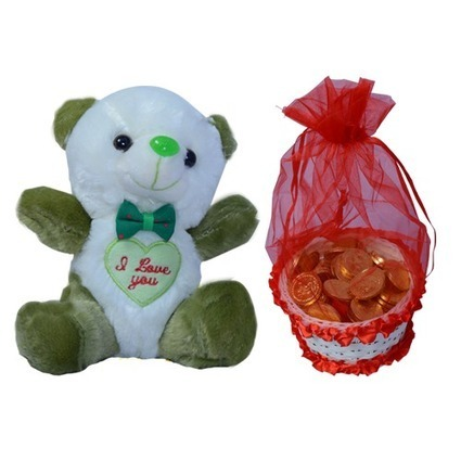 6 Inch Teddy With Chocos - Send My Gift | Send My Gifts | Scoop.it