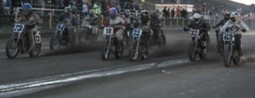 Constantine a Real Hellblazer at York All-Star Half Mile | California Flat Track Racing | Scoop.it